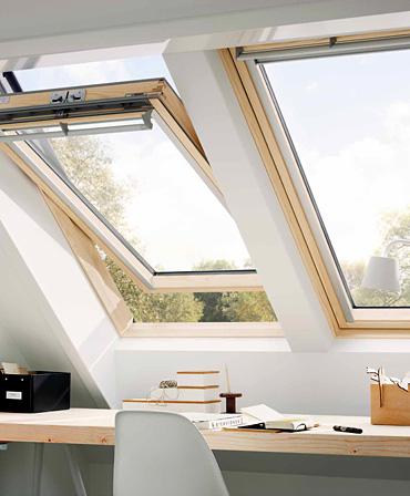 Jak zadělat střešní okno
