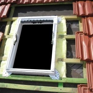 Vysazení střešního okna velux